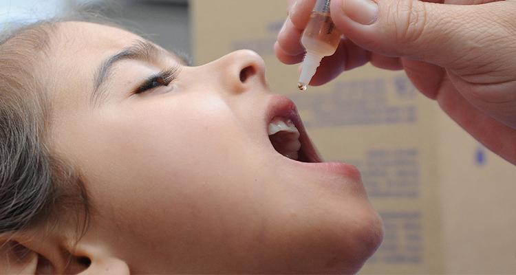 84% das crianças ainda não foram vacinadas contra pólio e sarampo